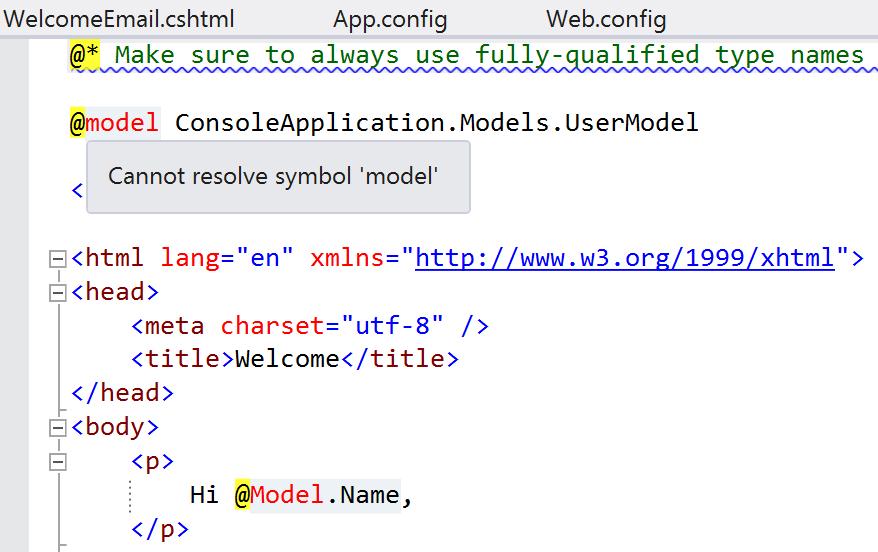 Generating HTML emails with RazorEngine - Part 03 - Caching